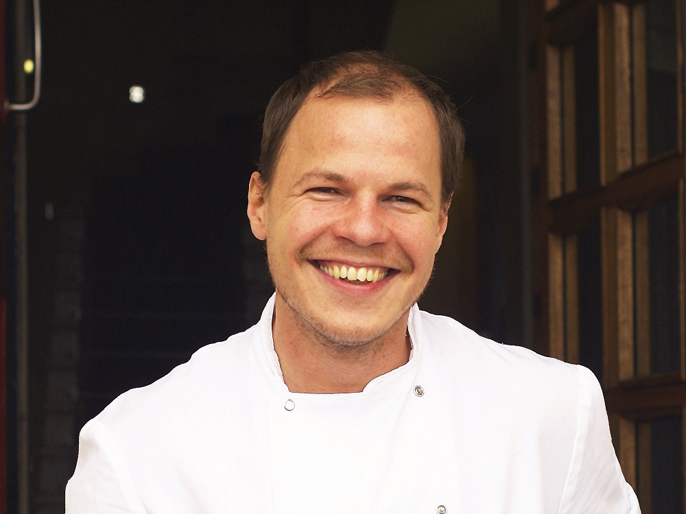 MEET OUR HEAD CHEF