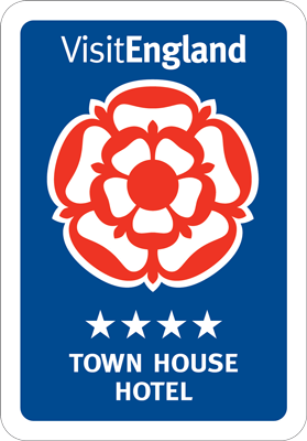 Visit England - Town House Hotel four stars